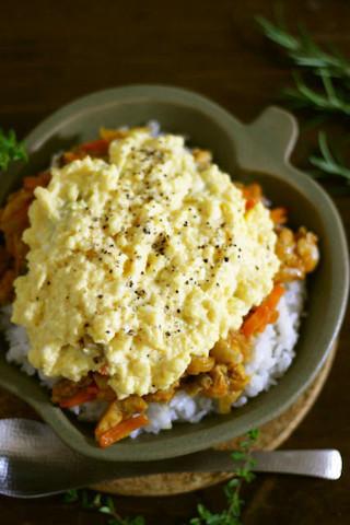 【一皿で大満足】忙しい日の夕飯は「ご飯」を充実させよう!〜盛り付けのコツも伝授〜
