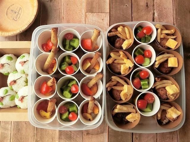作りやすい&食べやすい♪運動会で便利な「お弁当裏ワザ」7選