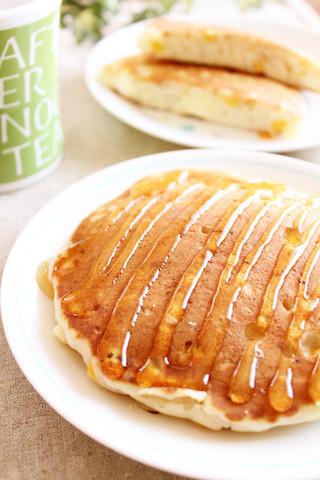【トーストに飽きたら】朝食に◎甘じょっぱい「チーズホットケーキ」味バリエ5選