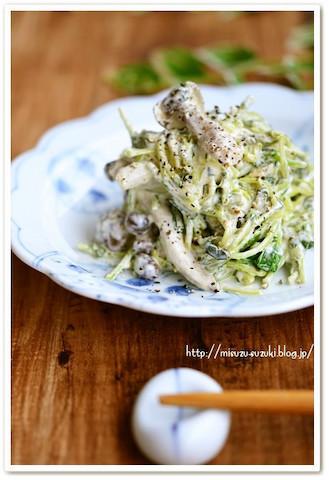 【レンジで一品】ご飯にもおつまみにも合う!「豆苗のマヨ和え」味バリエ5選