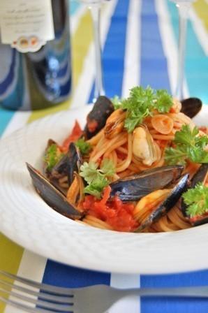 【今日は海の日】A型はムール貝を食べると吉!?血液型別の開運シーフード料理