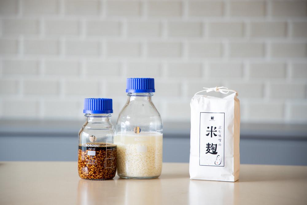 丁寧に育てて、おいしくいただく。「米麹」でつくる絶品調味料