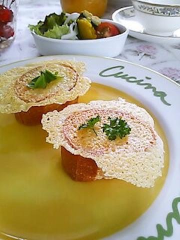 夏休みに子どもと作りたい♪「羽つきチーズバゲット」がパリパリ美味しい