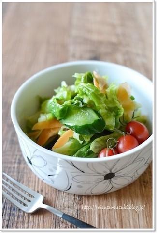 【サラダみたい♪】暑い日に嬉しい「さっぱり浅漬け」の作りおき4選