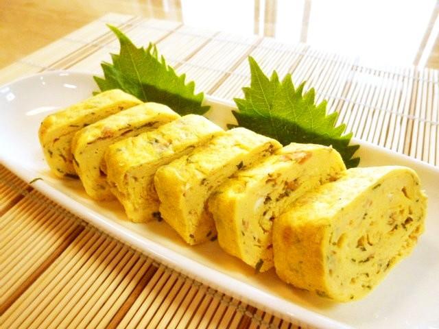 夏のお弁当におすすめ!食欲そそる「梅マヨ卵焼き」4選