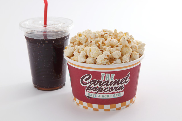 映画館のポップコーンはどっち?軽減税率で変わる「イートイン」と「テイクアウト」