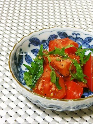 【夏風邪予防に】火を使わずすぐに作れる「大葉」のさっぱり副菜5選