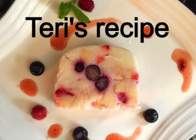 【ヨーグルトで簡単】アイスとケーキのふわふわ新食感!「セミフレッド」がおうちで作れた