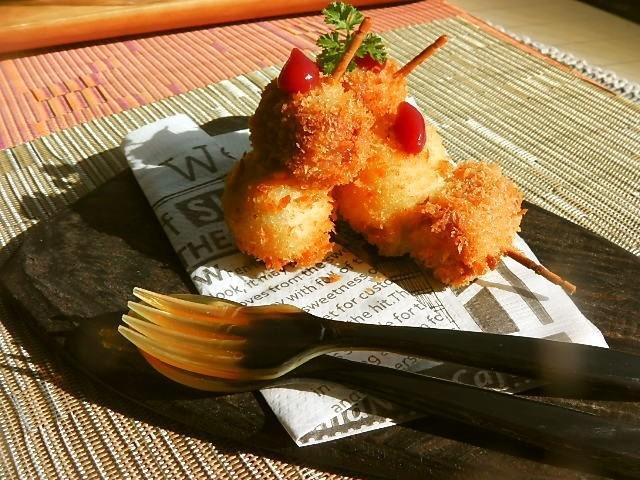 すき間埋めに◎家にある食材で作る「串フライ」が食べやすくてお弁当におすすめ
