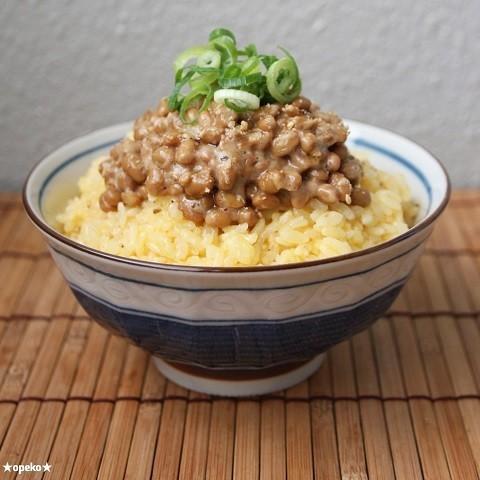 意外に盲点!「納豆on卵かけご飯」が新しい美味しさ