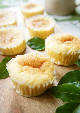もっと簡単に作れるレシピも!口どけなめらか「半熟チーズケーキ」バリエ4選