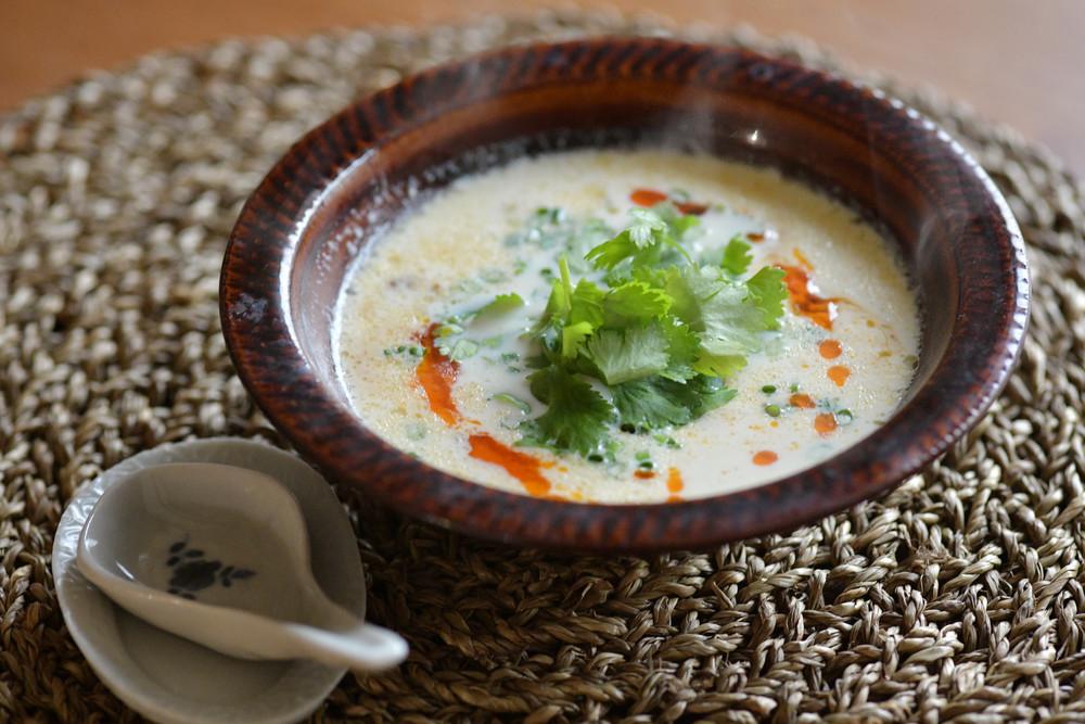 台湾の定番朝食!お手軽な「豆乳スープ」で1日を元気に始めよう☆