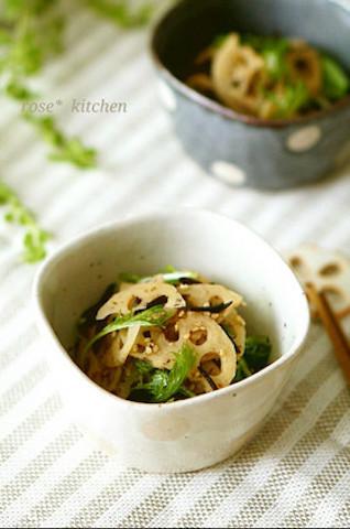 煮物だけじゃない!低カロリー食材「ひじき」を使ったヘルシーサラダ