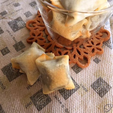 子どもも食べやすい☆「ひと口おやつ」がトースターで簡単にできた!