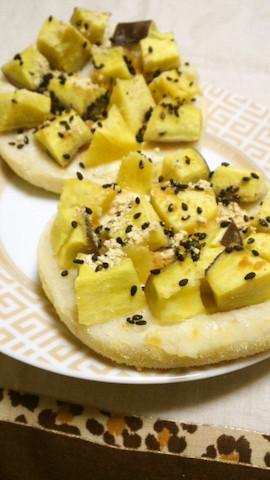 朝食に!ほっこり甘い「スイートポテトトースト」で幸せ気分を味わおう