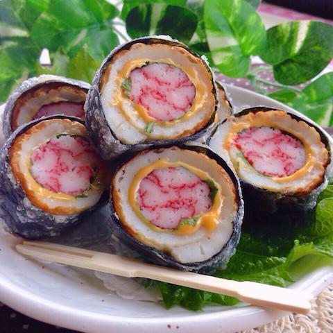 磯の香りふんわり♪「のりまき天ぷら」がマンネリ気味のお弁当におすすめ