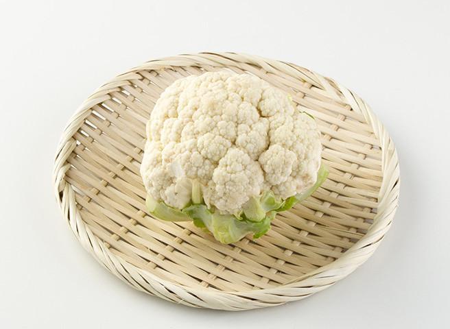 【旬が長持ち】簡単!「カリフラワー」の冷凍保存ワザ