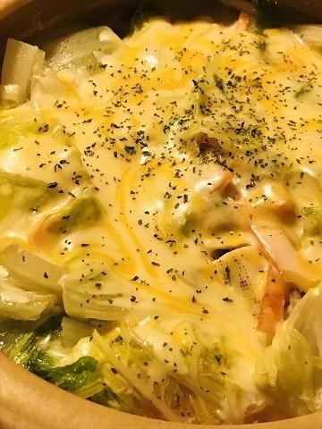 【今日から試せる】定番お鍋に「チーズ」を加えたら絶品になった!