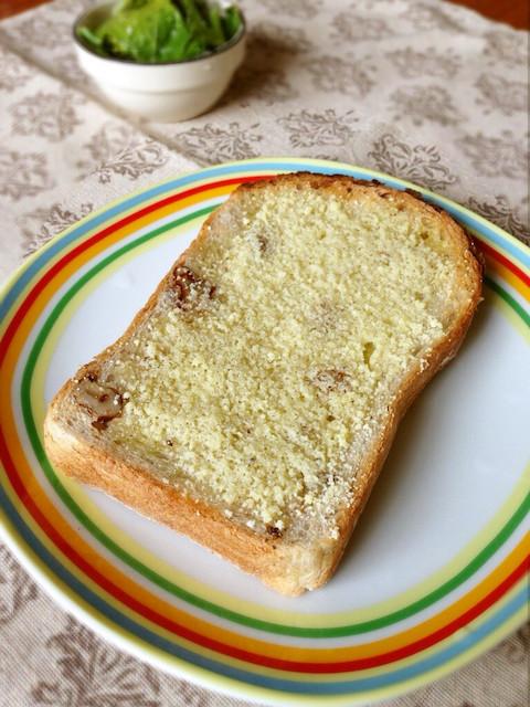 朝食のマンネリ解消に!「粉チーズトースト」が香ばし美味♪