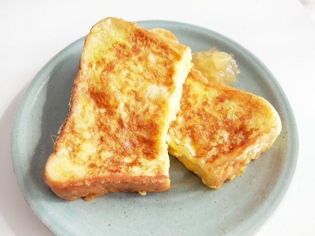 中までしっとり♪とろける食感の「フレンチトースト」を時短で作るコツ