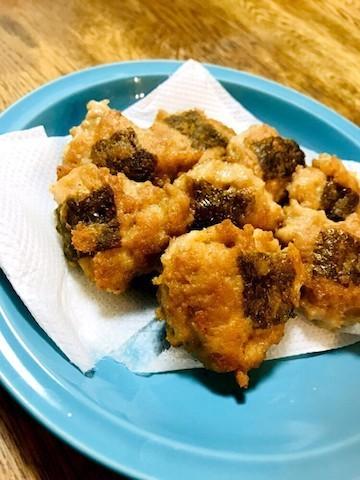 お弁当にも♪コスパの良い名コンビ「鶏ひき肉×のり」で大満足おかずが完成〜!