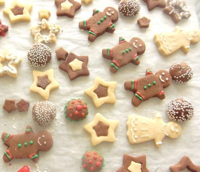冬の定番!体も心もほっこり温まる「ジンジャークッキー」