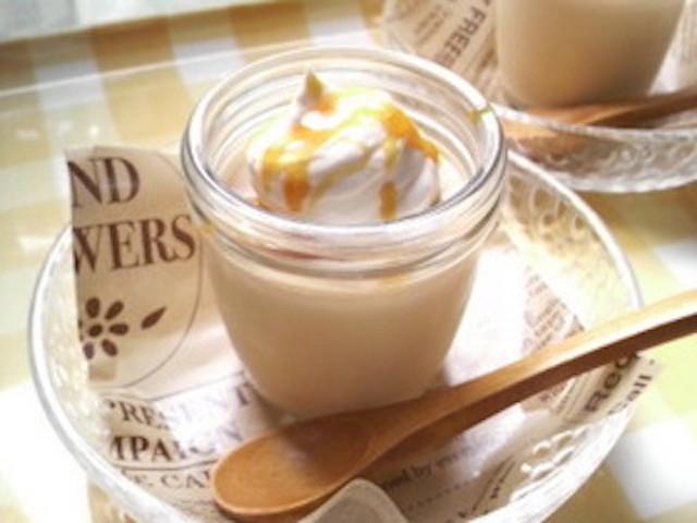 【カフェ風スイーツ】市販のキャラメルでつくる「プリン」がリピ決定のおいしさ!