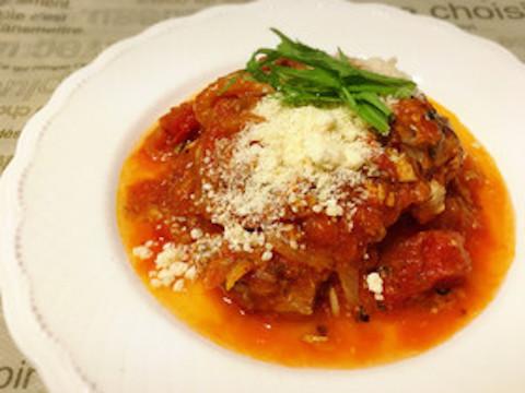 【疲れやすい人に◎】10分で作れる「サバ缶のトマト煮」でポカポカ元気に!