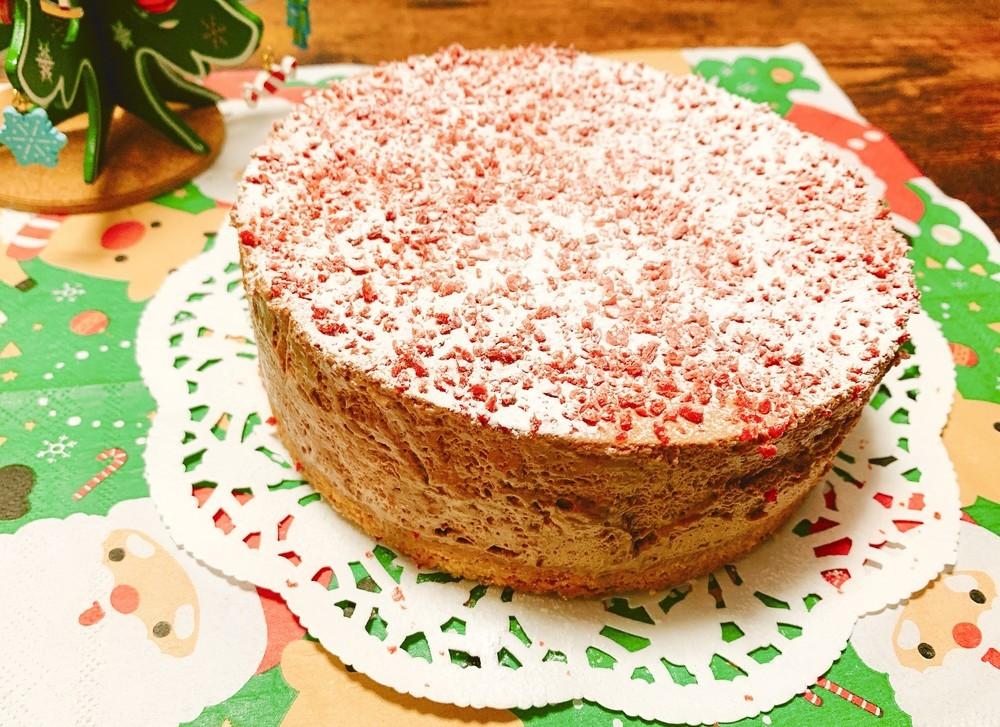 """オーブンがないお家でも!「とろけるショコラムースケーキ」でおひとりクリスマス【""""クックパッド芸人""""藤井21のソロ飯】"""