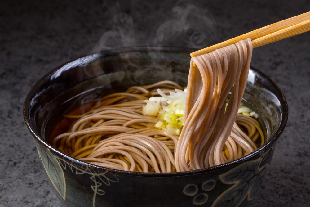 【茹で方ワザ伝授】一年の最後は、おいしい「蕎麦」で締めくくろう!