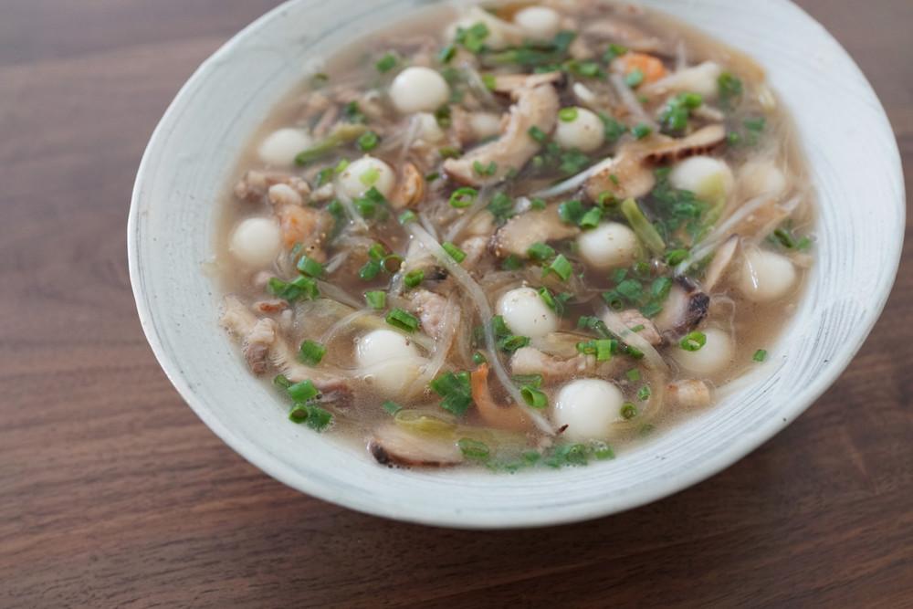 様々な食材で作れる!大人気ブロガーがおすすめする「もちもち白玉の具沢山スープ」【中国の簡単おいしい家庭料理 Vol.3】