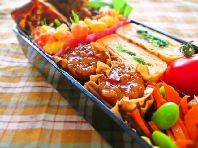 忙しい日のお弁当にはコレ!「冷凍シュウマイ」アレンジ4選