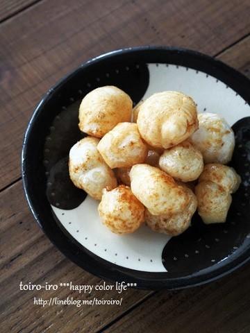 【餅リメイク】レンジで作れる「サクサクおかき」が甘じょっぱくてやみつき美味☆