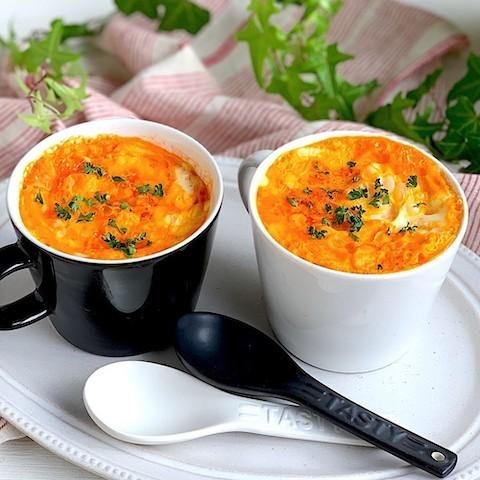 一人ランチや小腹満たしに便利!レンチンで作れる「マグカップごはん」4選