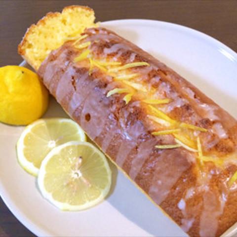 【準備10分】旬は今!ホットケーキミックスで簡単「レモンパウンドケーキ」