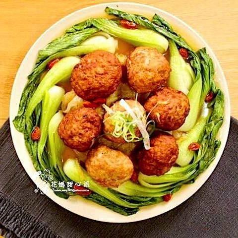 家族円満に♪台湾の「巨大ミートボール」で新年をお祝いしよう【世界のクックパッドから―お正月編】