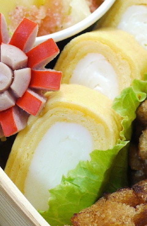 お弁当のマンネリ解消に!見た目も食感も不思議な「2色の卵焼き」がおすすめ