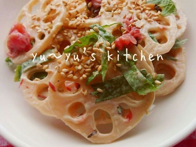 マヨネーズ+αで簡単にデリ風☆「根菜サラダ」味バリエ5選