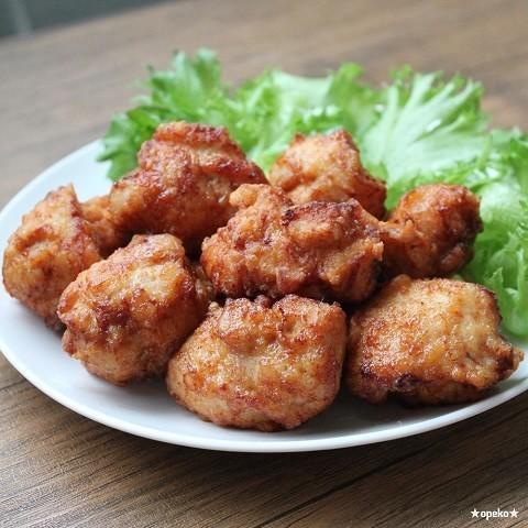【切り方にコツあり】鶏むね肉なのに超しっとり「究極の唐揚げ」レシピ