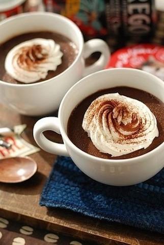バレンタインに◎フライパンでつくれる!チョコレシピ