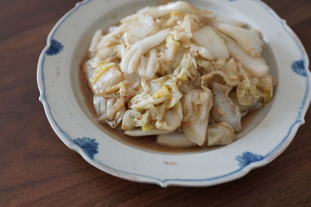 食欲そそる香りがたまらない!大人気ブロガーがおすすめする「白菜の黒酢炒め」【中国の簡単おいしい家庭料理 Vol.5】