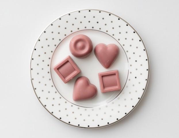 """【美しいルビー色】「ルビーチョコレート」の""""基本のキ""""をまとめてみました♪"""
