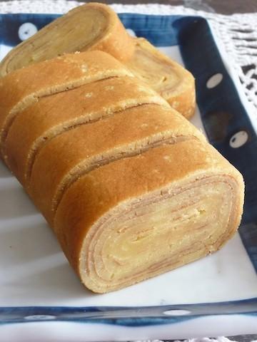 卵焼き器で簡単に作れちゃう!「バウムクーヘン」味バリエ4選