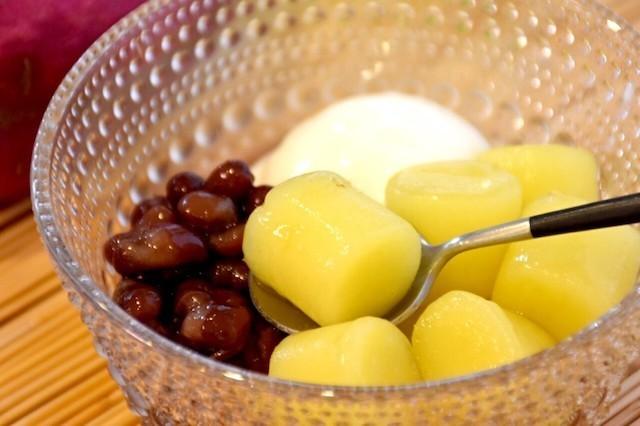 タピオカに次ぐ人気ぶり!話題上昇中の台湾スイーツ「芋圓」がもちもち美味♪