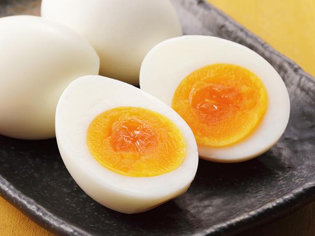 【お弁当に◎】ゆで卵の黄身がキレイに真ん中にくる方法