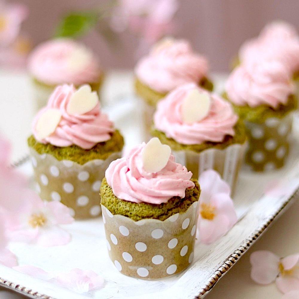 桜色にキュン!今作りたい「ときめき春スイーツ」でティータイムを楽しもう