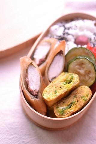 ご飯が進む!「梅×鶏肉」のお弁当おかず4選