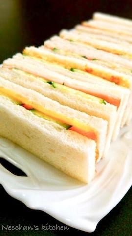 お店の味のおいしさは◯◯にあった!ふわっふわ「喫茶店風サンドイッチ」のコツ