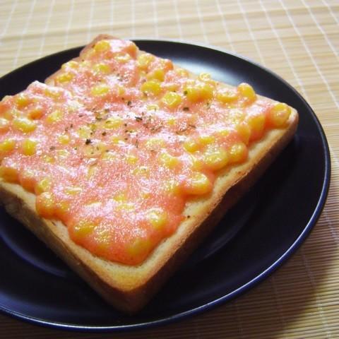 パン屋さんの味をおうちで!簡単「明太トースト」の味バリエ6選
