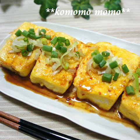 お肉なしでも大満足!「卵×豆腐」メインの野菜たっぷり献立【スピード献立特集 Vol.6】